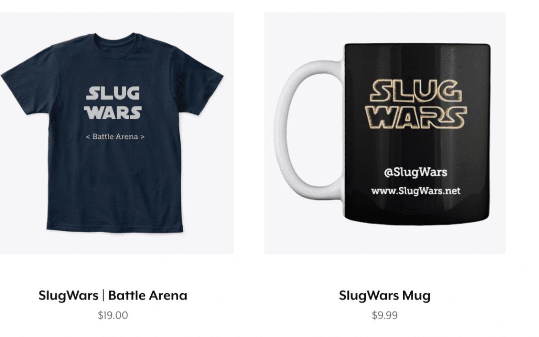 New T-Shirt and Coffee Mug