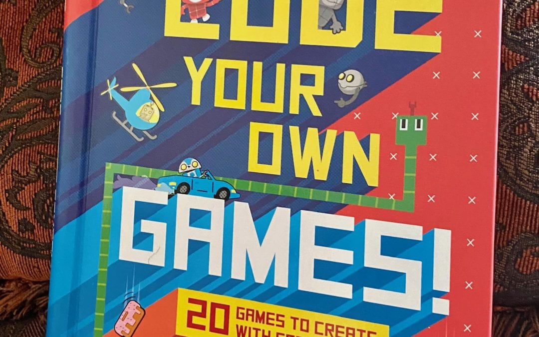 Books that will help you make Scratch games
